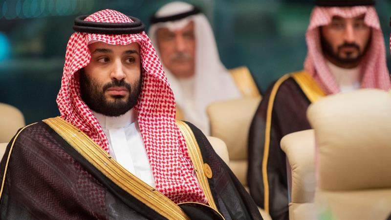 The CIA has reportedly said the murder was likely ordered by Crown Prince Mohammed bin Salman, the de facto ruler of Saudi Arabia [File: Reuters]