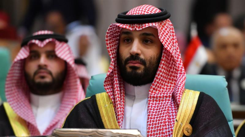 Saudi Arabia's Crown Prince MBS blames Iran for tanker attacks