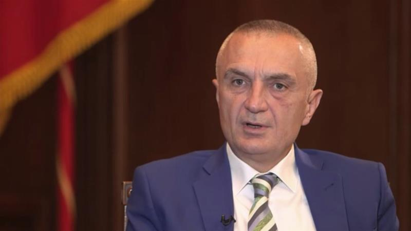 Ilir Meta: Decision to cancel Albania polls 'cannot be contested'