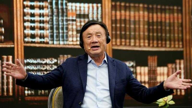 Hit by USA curbs, Huawei expects 2019 revenue to shrink
