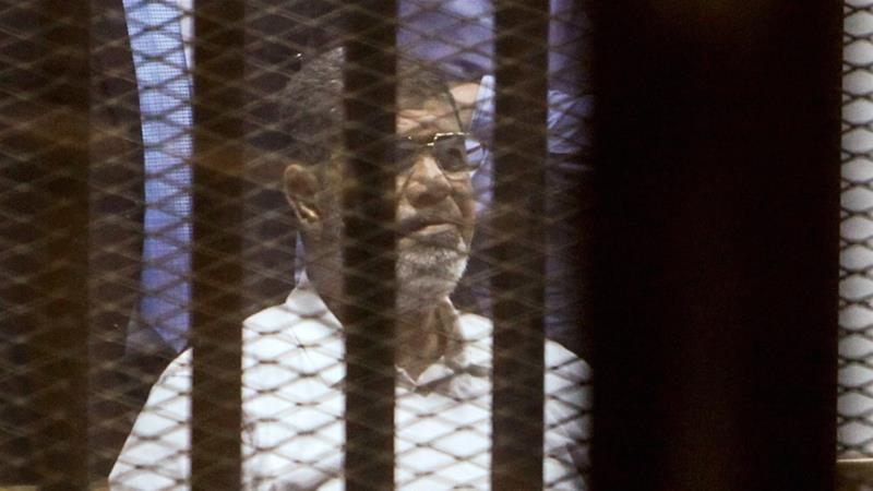 Former Egyptian President Morsi 'was killed', Turkey claims