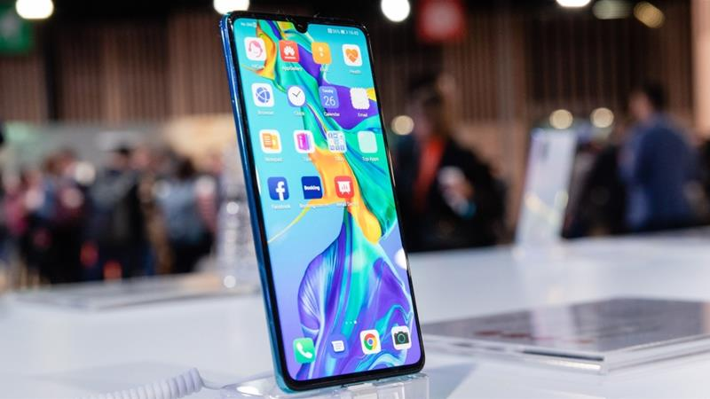 Huawei bracing for a 40% to 60% drop in global smartphone shipments