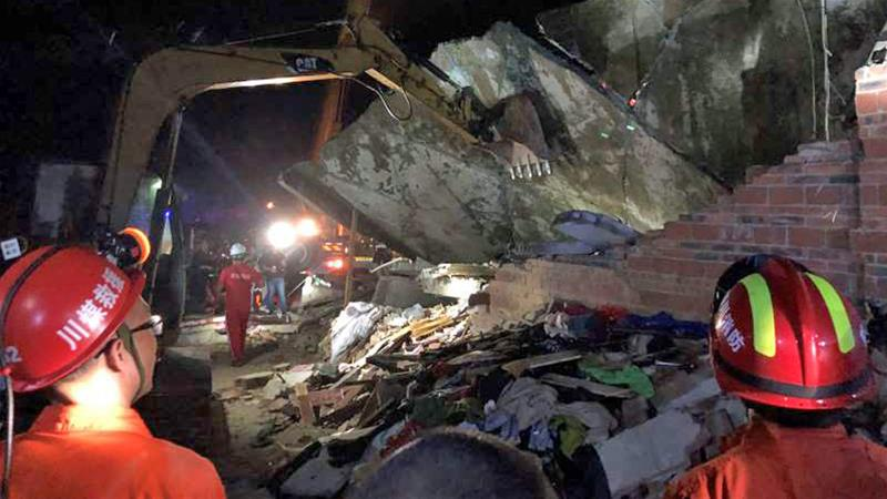 Death toll from China quakes rises to 12