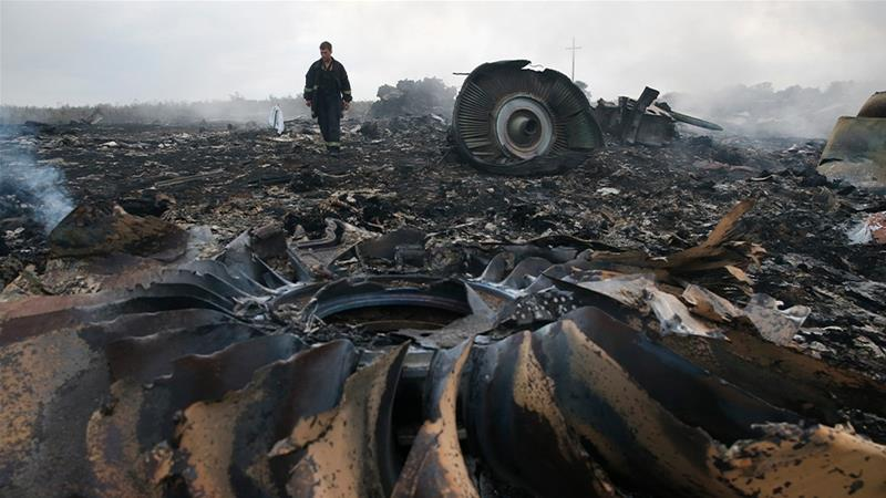 Four suspects charged with murder over shooting down of Flight MH17