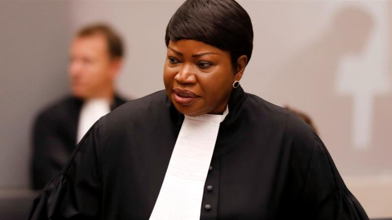 Bensouda: 'Now is the time for the people of Sudan to choose law over impunity' [File: Bas Czerwinski/AP]