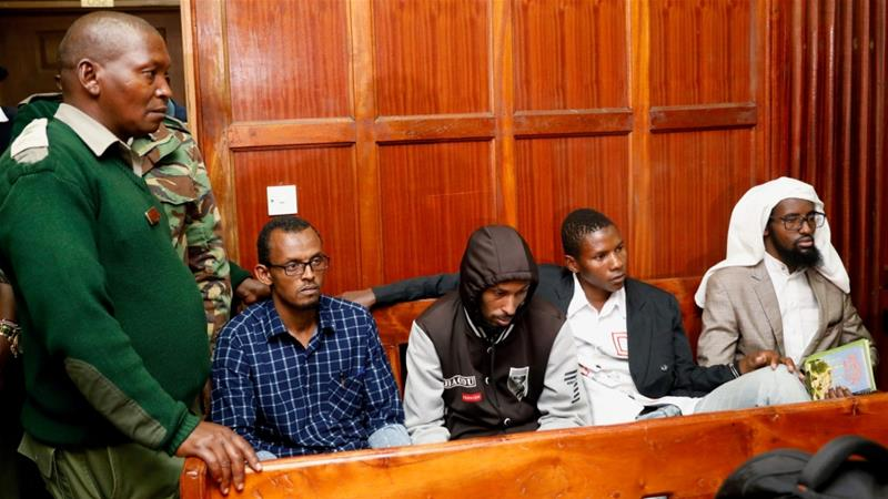 Kenya court convicts three over Garissa university massacre