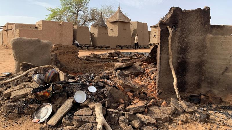 38 killed in attacks on Mali villages
