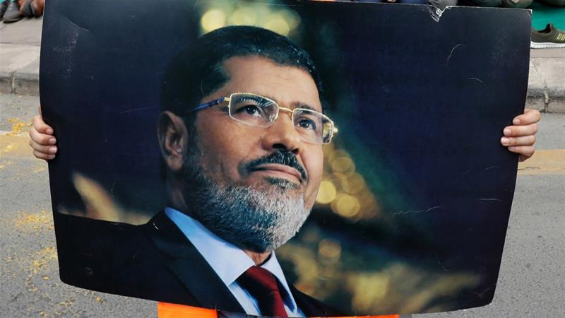 Erdogan: Egypt government should be tried over Morsi's death
