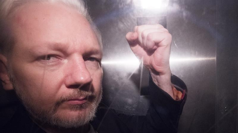 Julian Assange, the Espionage Act and implications for free media