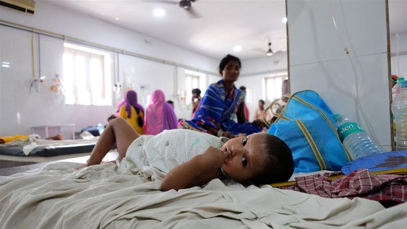 All about the mysterious 'brain fever' killing children in India