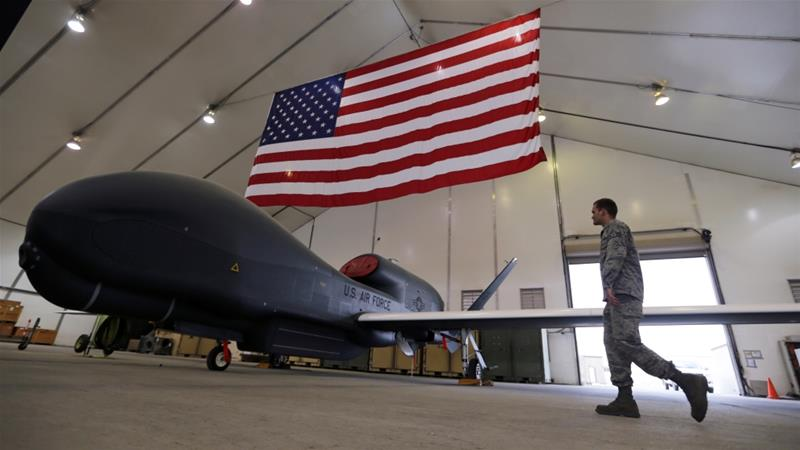 All you need to know about the Global Hawk spy drone shot down by