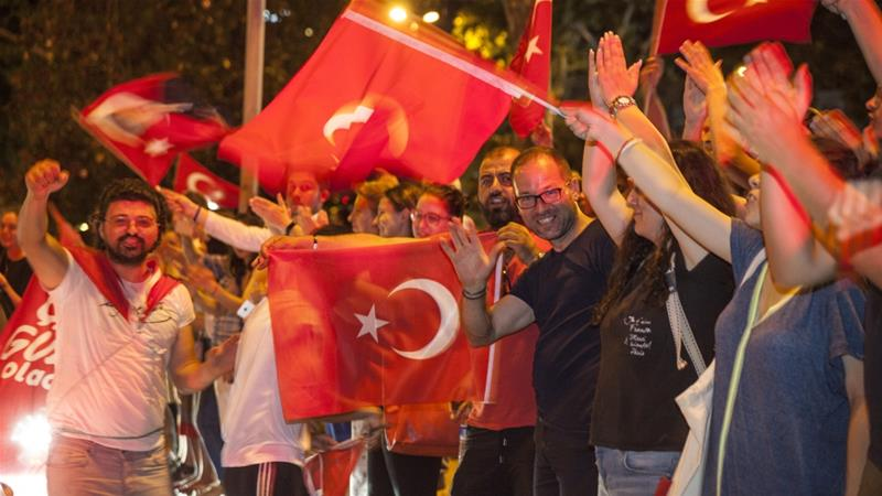 Turkey's opposition sees turning point in Istanbul mayoral win