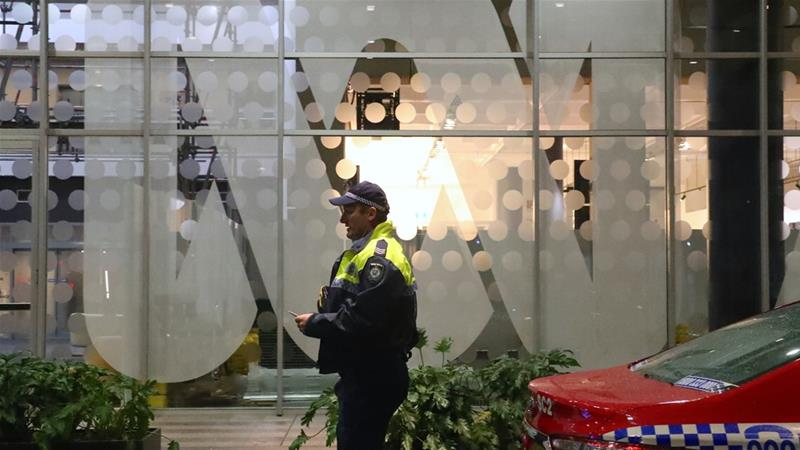 The June 5 raid on the ABC's headquarters came a day after a News Corp journalist's home was raided [File: David Gray/EPA-EFE]