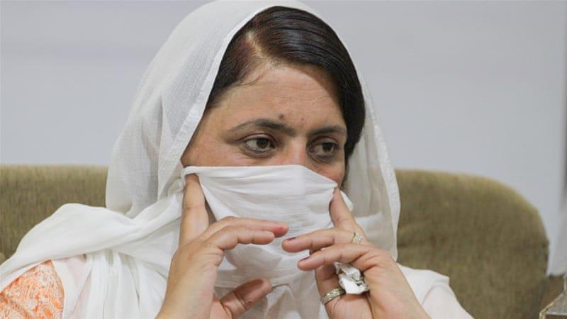 Pakistani wives of former Kashmir rebels struggle to survive