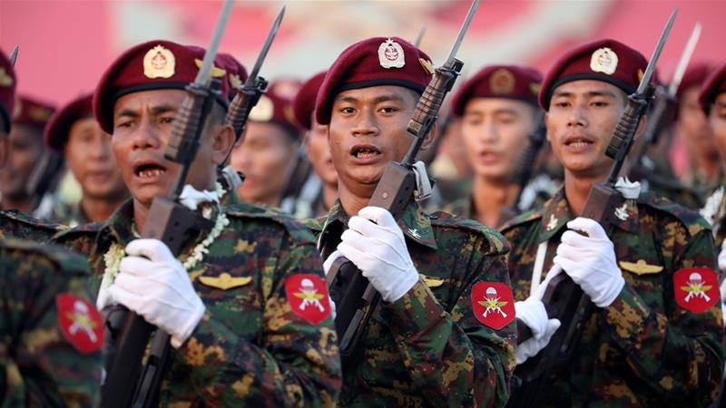 Myanmar military snaps internet connection to hide massive genocide