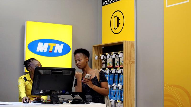 Nigeria's attorney general's office says MTN Nigeria failed to pay $2bn in taxes and should be fined for this alleged infraction [File: Siphiwe Sibeko/Reuters]