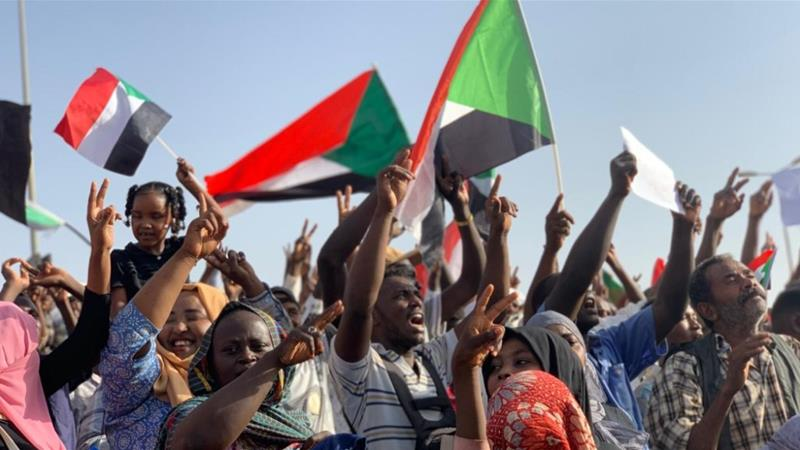 Organised mass protests: Sudan protesters call for civil disobedience on July 14