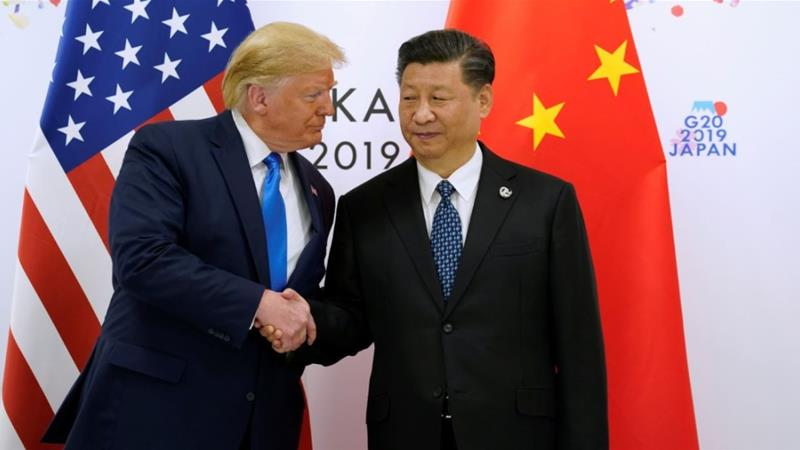 U.S., Chinese trade envoys in first contact after Trump-Xi truce