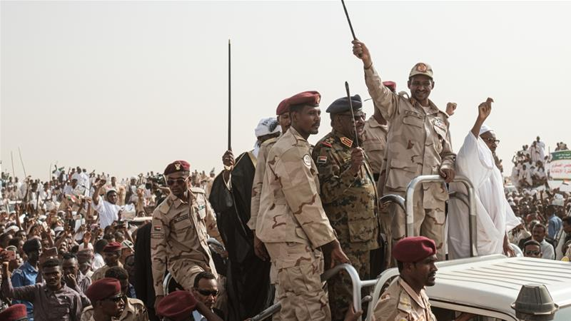 Three Sudanese killed in a