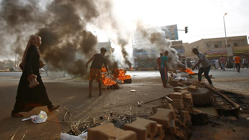 Rights group: Deadly attacks on Sudan protesters were planned