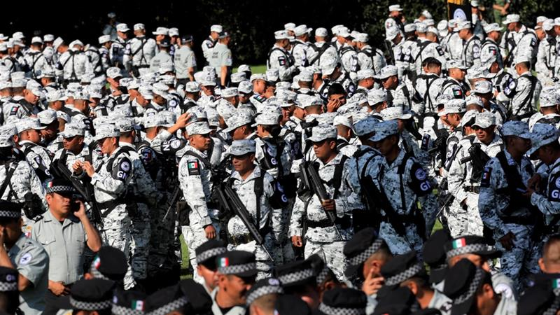 Mexico's National Guard: What, who and when | News | Al Jazeera