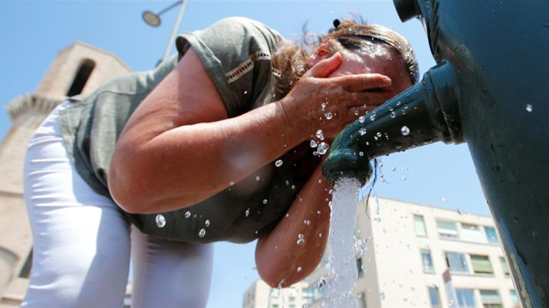 Deadly European heatwave highlights global climate crisis