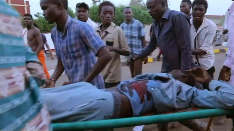 Sudan crackdown worsens with reports bodies dumped in river, internet cut
