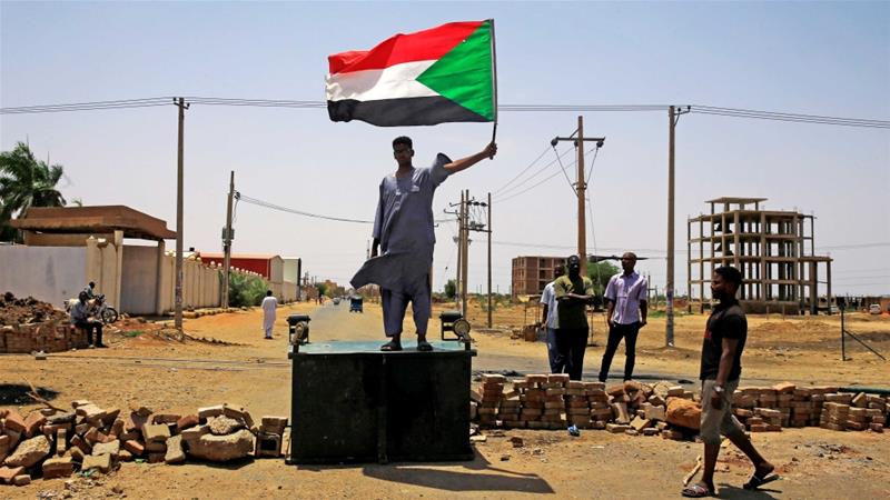 #IAmTheSudanRevolution: Support for Sudan amid internet blackout