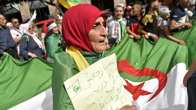 Algeria to hold presidential election on December 12: Gov't