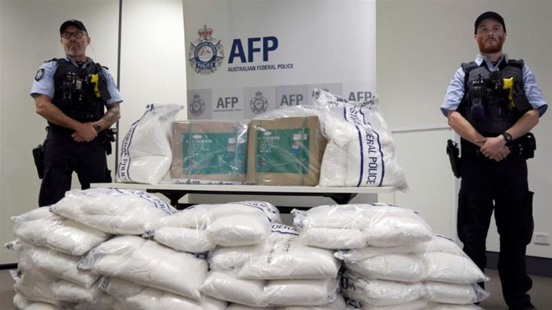 Authorities are warning that Australia has a 'serious epidemic' of drug use [File: Erik Anderson/AAP Image via AP]