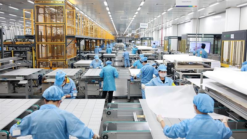 China's factory output in June slowed to its lowest level since January, according to the latest Purchasing Managers' Index survey, adding to evidence of a broadening Asian economic slowdown [Reuters]