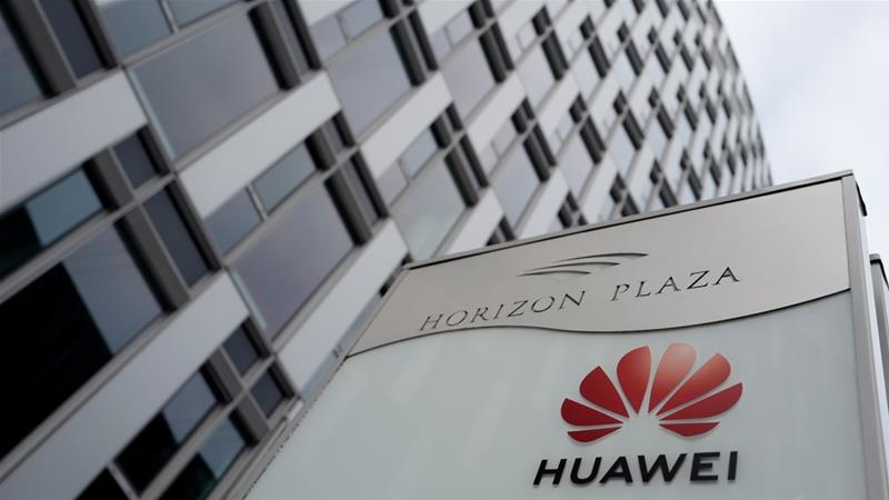 One person told the WSJ the layoffs at Huawei's US subsidiary could be in the hundreds, though an exact number was not given [File: Kacper Pempel/Reuters]