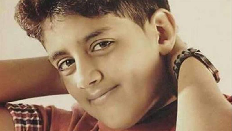 Saudi youth, arrested at 13, faces possible execution