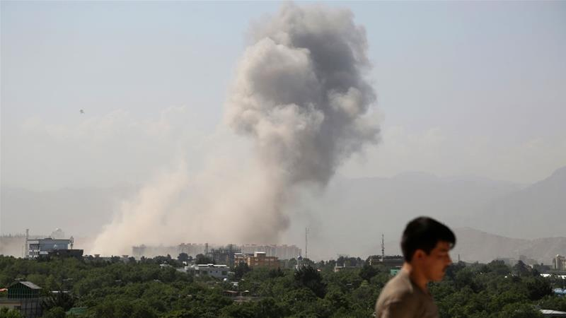 Six killed, 51 schoolchildren injured in Taliban attack on Kabul