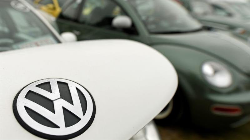 The Volkswagen Beetle has been popular for decades