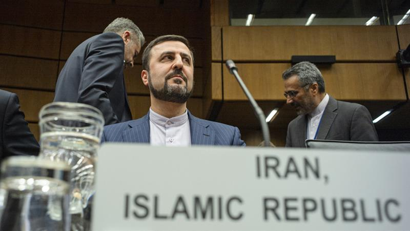 Sadistic sanctions & economic terrorism: Iran blasts US during IAEA confrontation  6bb7ea4ece2f456a90454bff8fff2e76_18