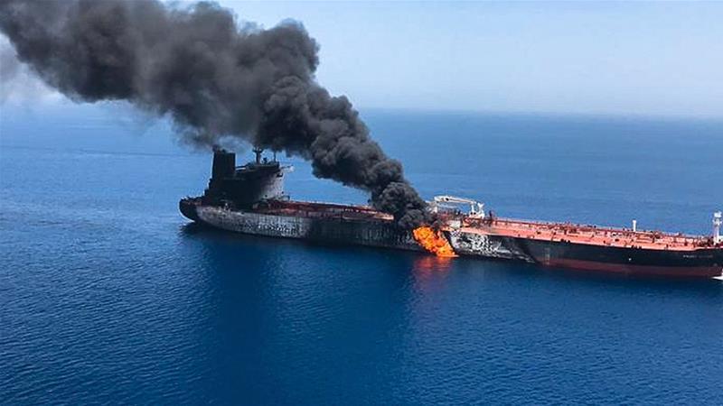 US wants military coalition to patrol waters off Iran, Yemen