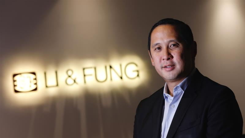 'US clients are definitely very, very worried' Spencer Fung, chief executive officer of the world's top consumer goods maker Li & Fung, tells Bloomberg [July 5: Bobby Yip/Bloomberg]