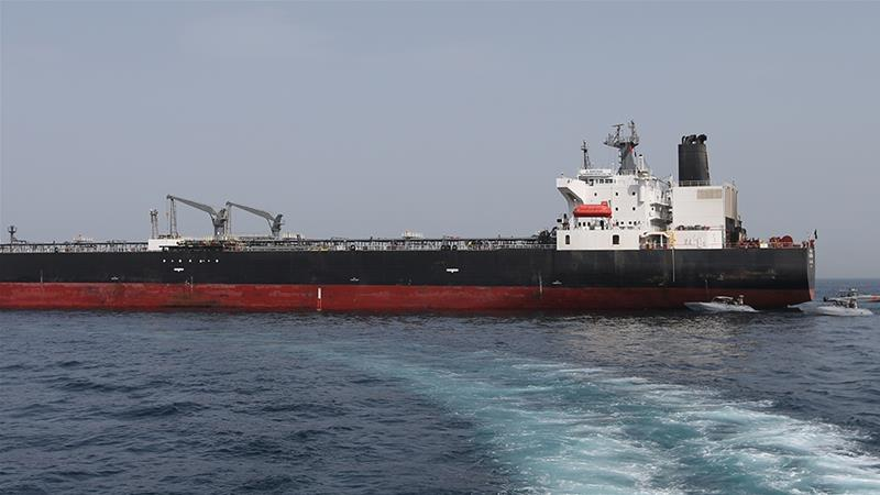 Saudi coalition 'foils attack' on oil tanker off Yemen's coast