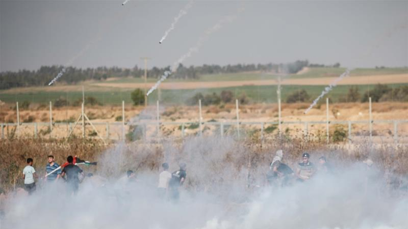Palestinian killed by Israeli fire in northern Gaza Strip