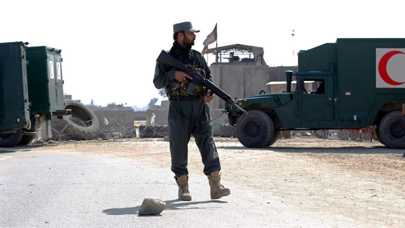 Afghan Forces Us Service Member Killed In Taliban S