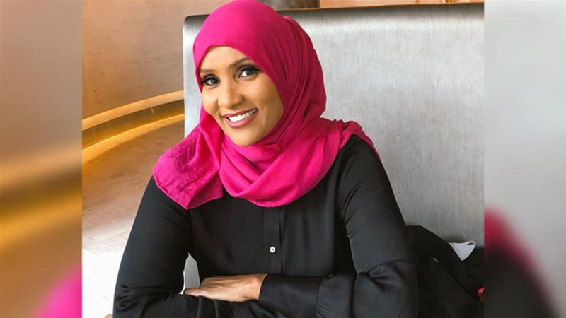 Hodan Nalayeh, the founder of Integration TV, was killed on Friday along with her husband, Farid Jama Suleiman [File: Mashhuur/Creative Commons]