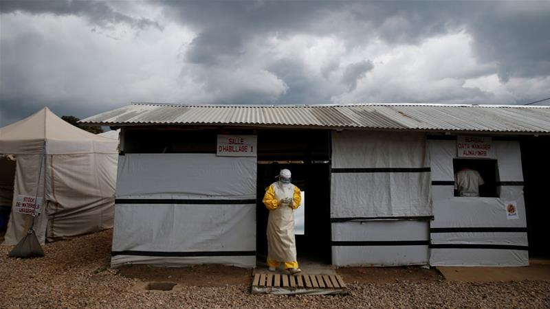 DR Congo confirms first Ebola case in Goma
