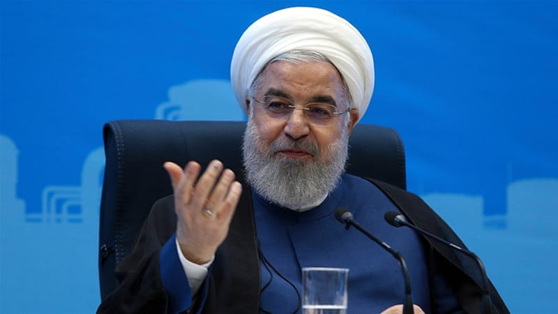 Iran 'ready for talks' with US if sanctions are lifted