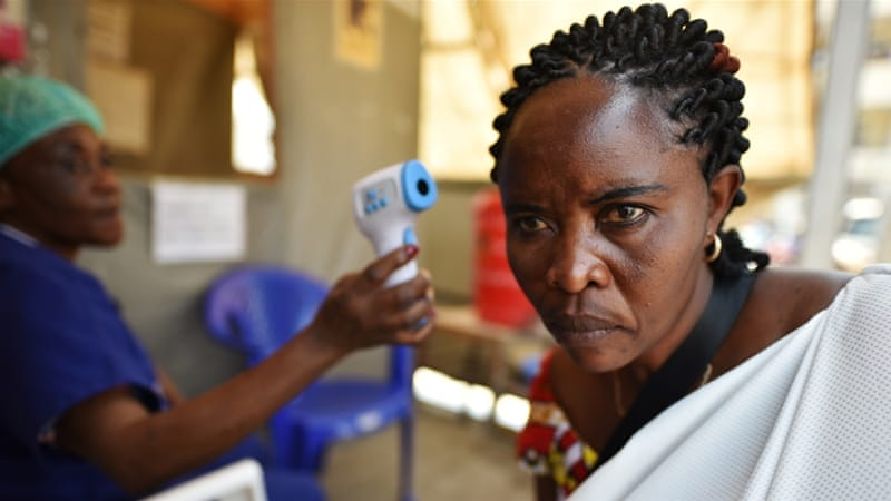 Vaccinations against Ebola begin in DR Congo city of Goma