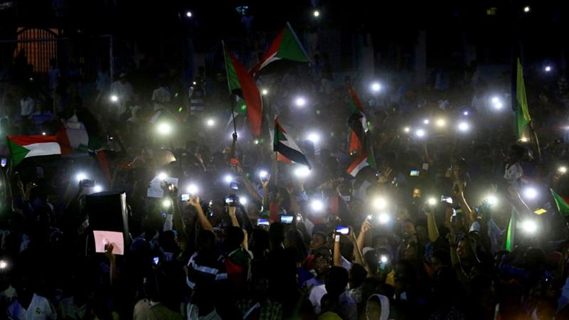 Sudan's military and opposition coalition sign power-sharing accord