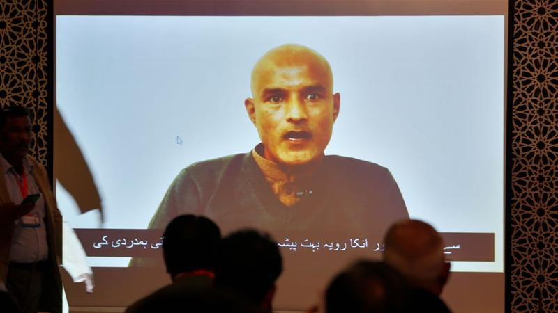 ICJ orders Pakistan to allow India access to 'spy' Jadhav