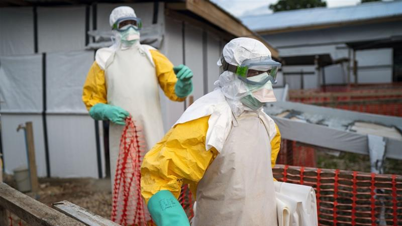 Why Ebola is now an global emergency