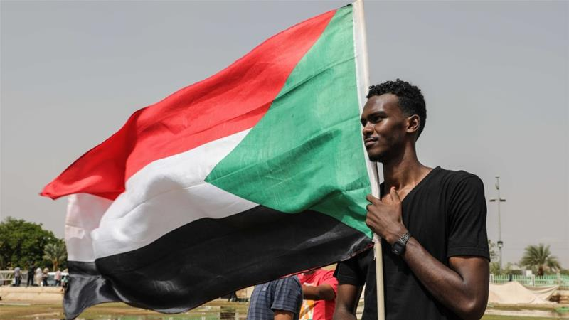 Hundreds rally for 'martyrs' in Sudan