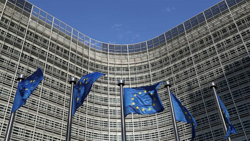 The European Commission is based in the Belgian capital of Brussels [Yves Herman/Reuters]